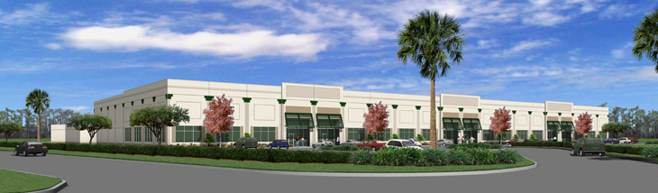 Palmetto Commerce Drawing